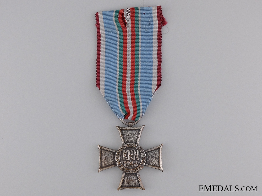 A Polish Silesian Uprising Cross