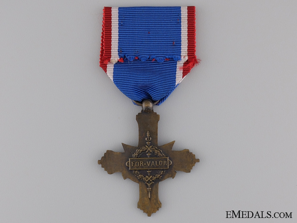 A First War American Distinguished Service Cross