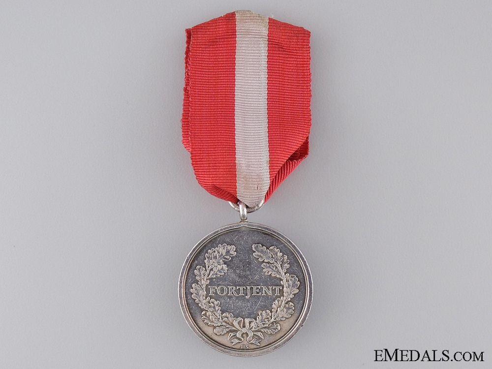 A Danish Long Service Medal