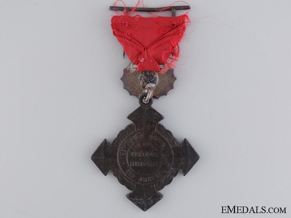 A 1865-69 Paraguay War Cross