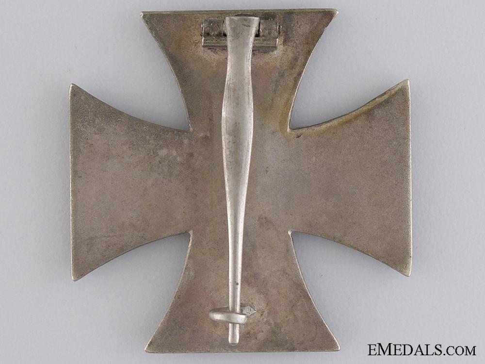 A Second War Iron Cross First Class 1939