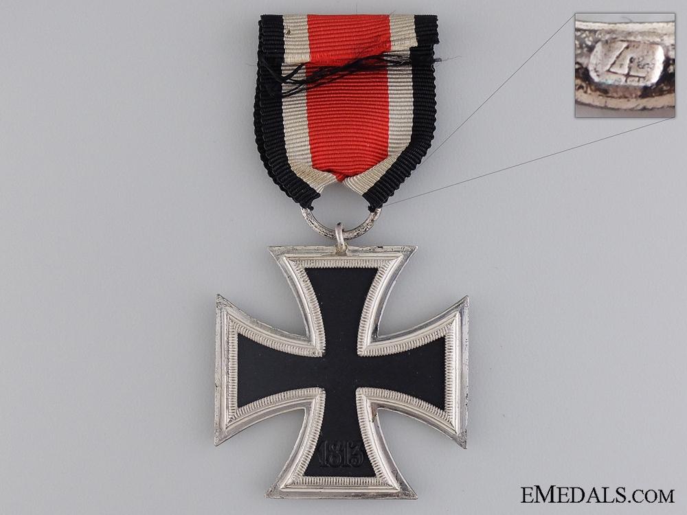 A Second War Iron Cross 2nd Class 1939 by S & L