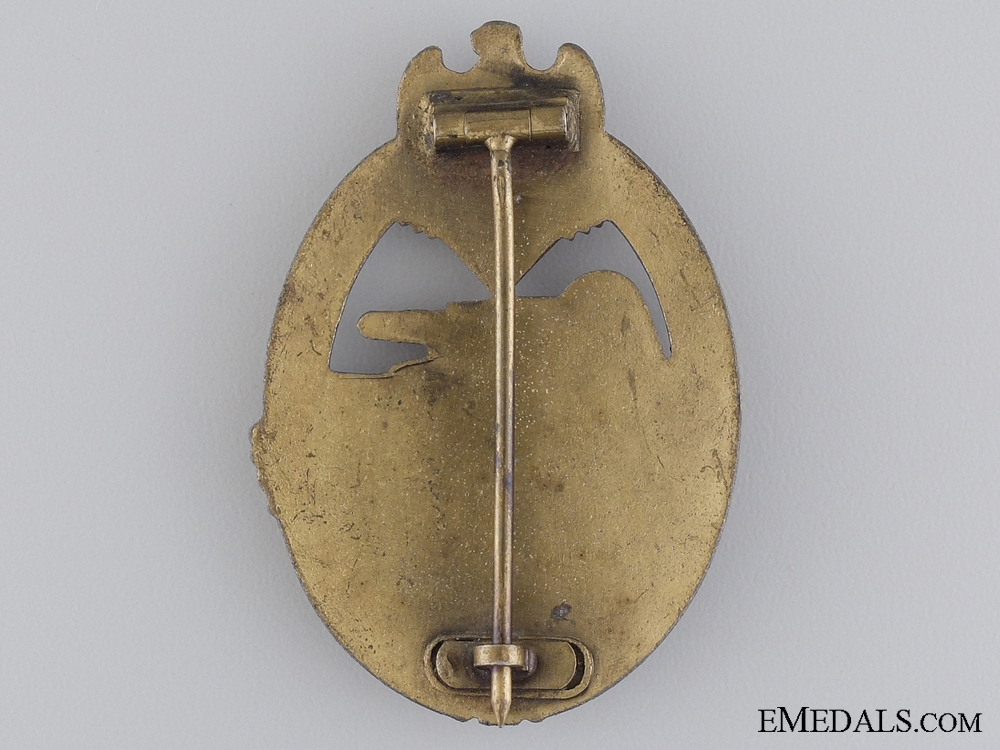 Tank Badge; Bronze Grade