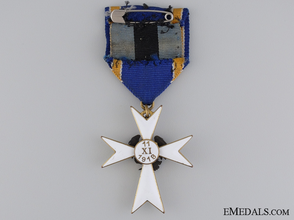 An Estonian Home Defence Corps Honor Decoration