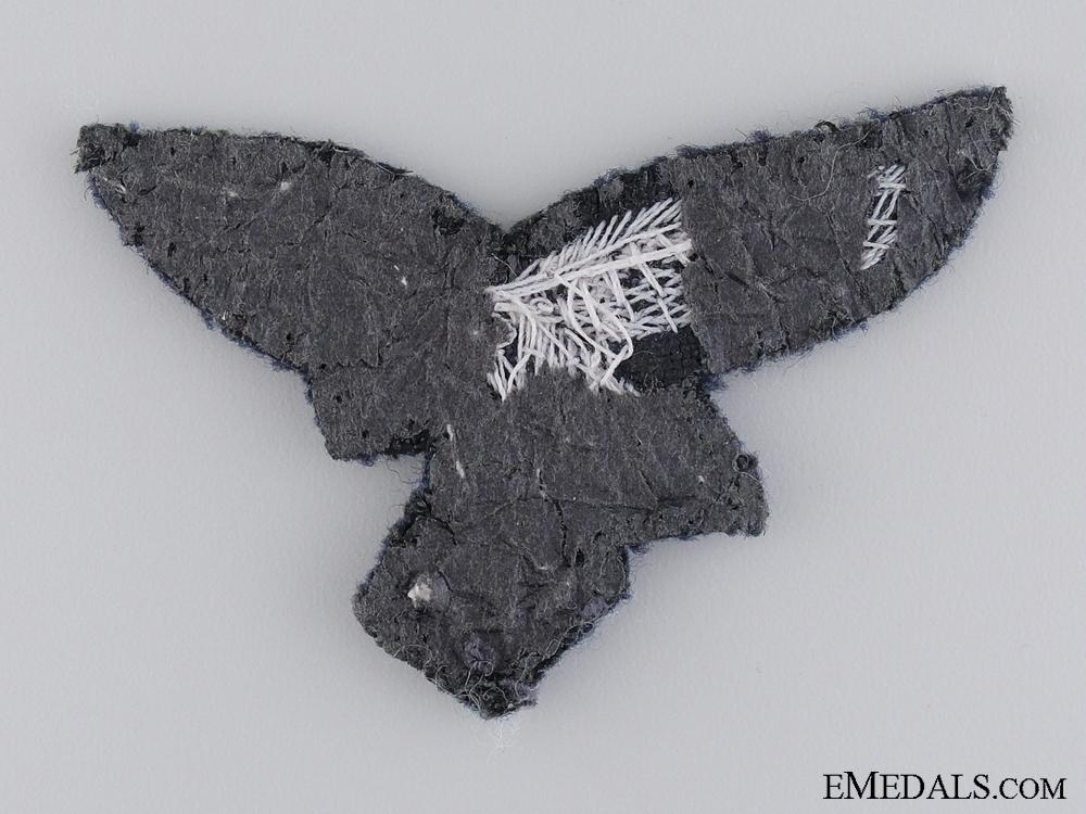 A Uniform Removed Luftwaffe NCO's Breast Eagle