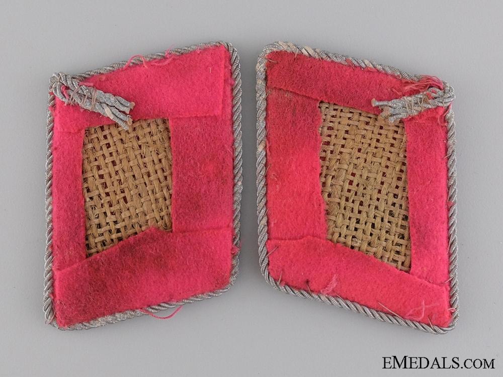 Luftwaffe Engineer Collar Tabs