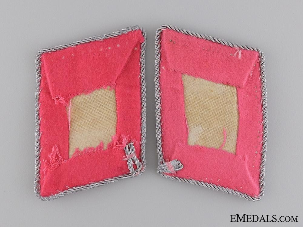 Luftwaffe Flight Engineer Collar Tabs