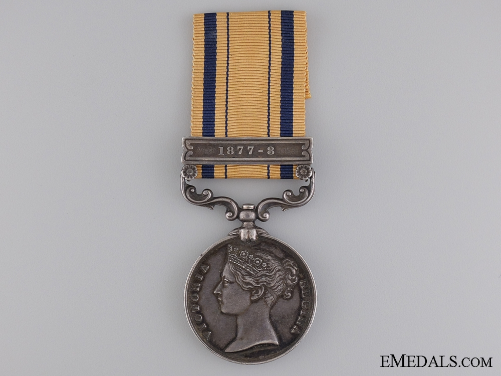 A South African Medal to the Connaught Rangers