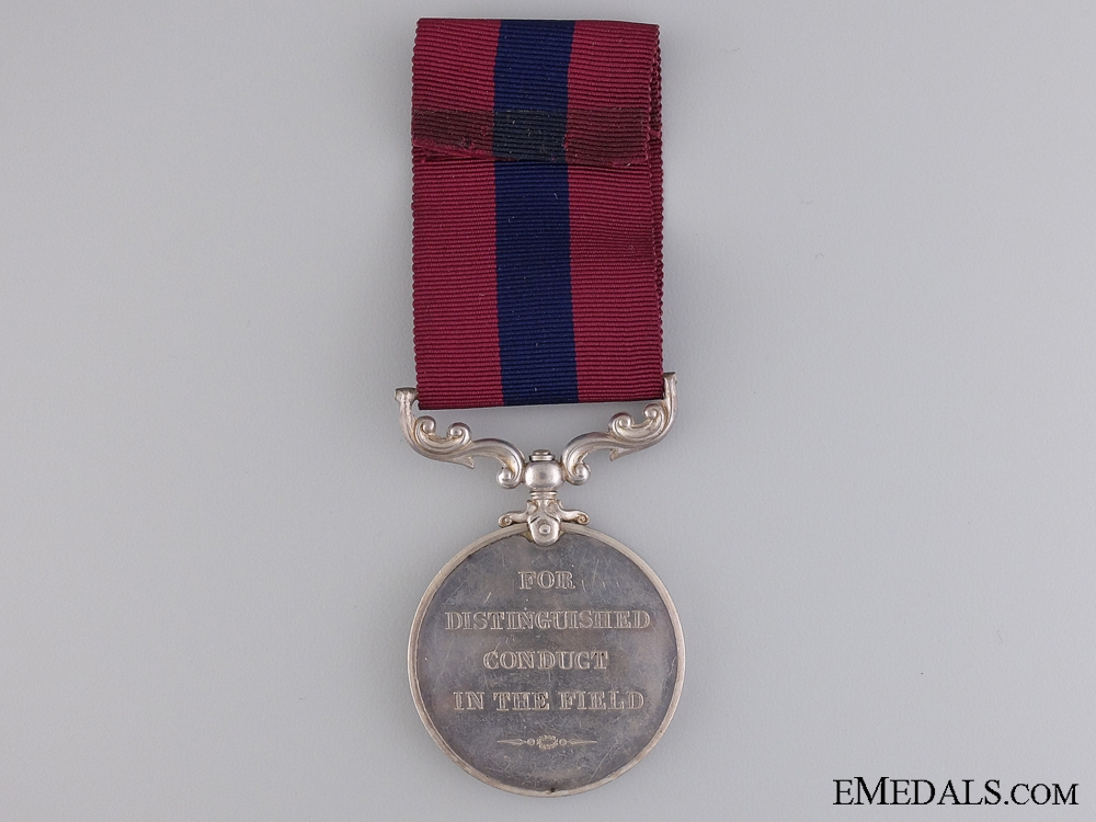 A 1918 Distinguished Conduct Medal for a Trench Raid Counter Attack