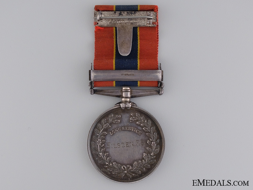 National Fire Brigades Association Long Service Medal