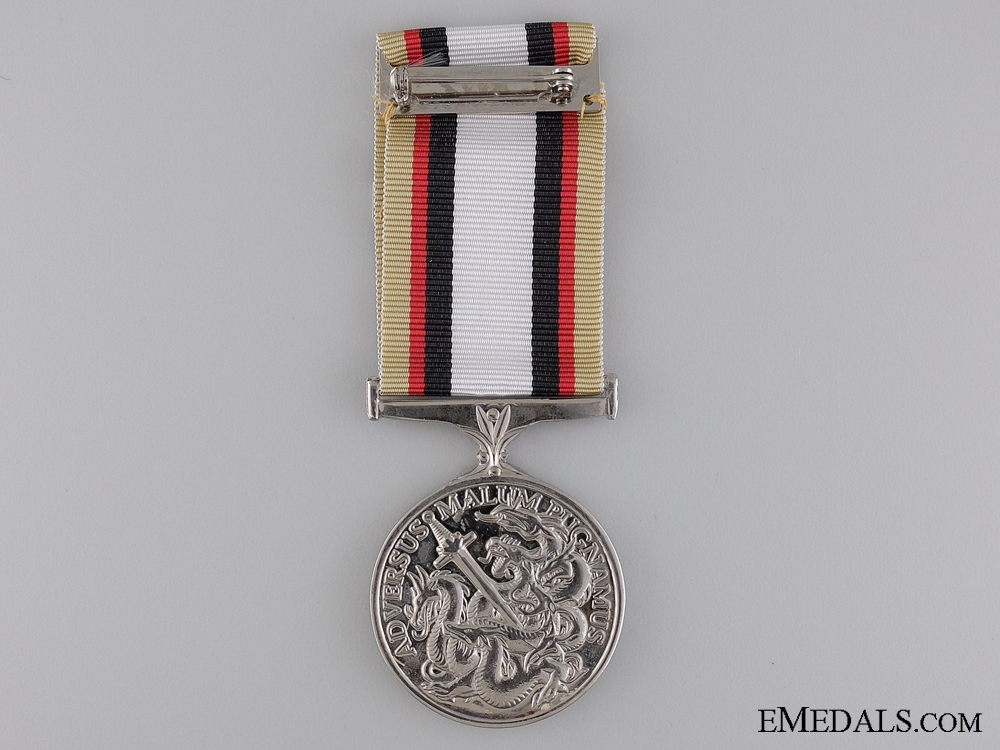 A Canadian South-West Asia Service Medal