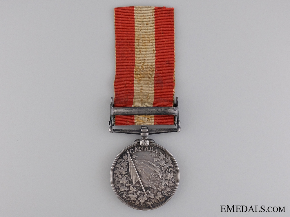 A Canada General Service Medal to Ensign Dodd
