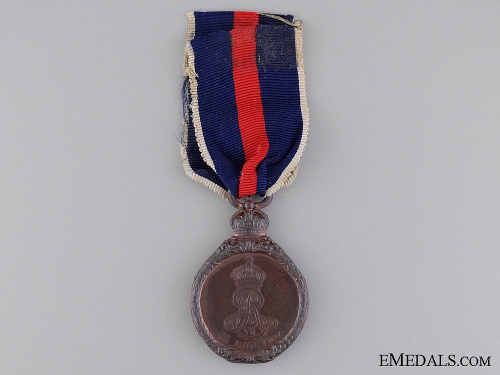 A 1902 Edward the 7th Coronation Medal