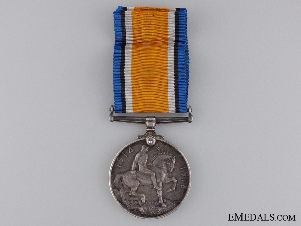 A WWI War Medal to the Australian Imperial Force; 17th Bat.