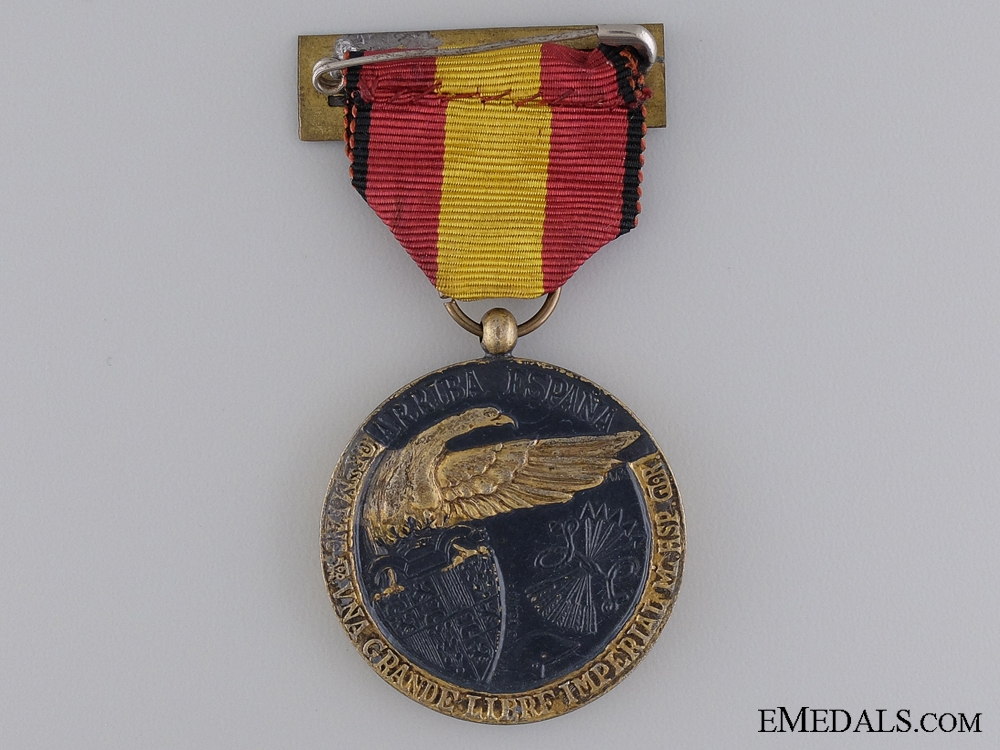A Spanish 1936-1939 Campaign Medal