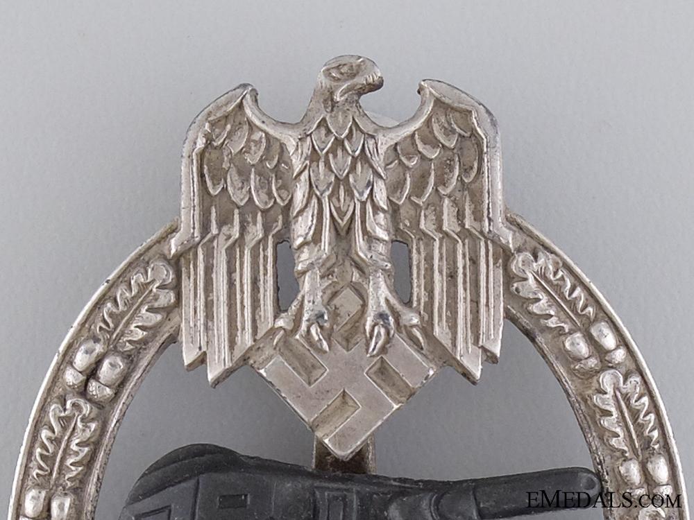 A Tank Badge Grade III (50); Silver Grade by Josef Feix & Sohn  $3500