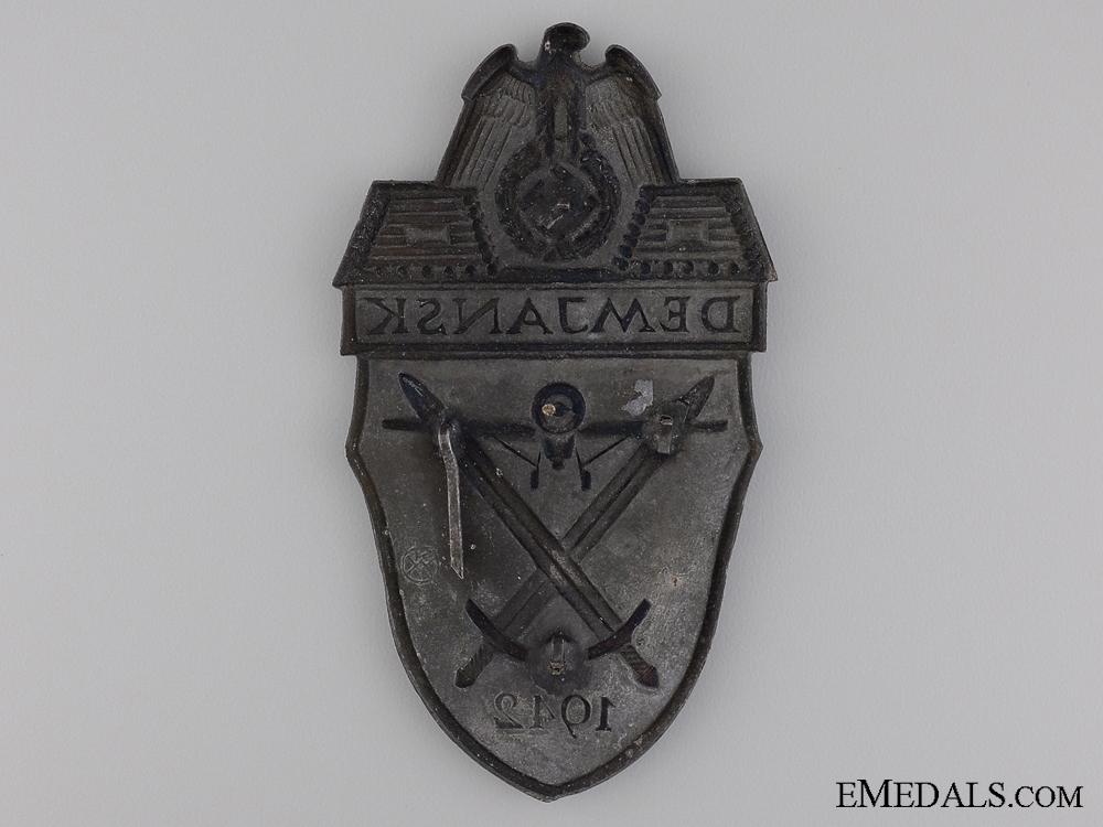 A Demjansk Shield; Magnetic