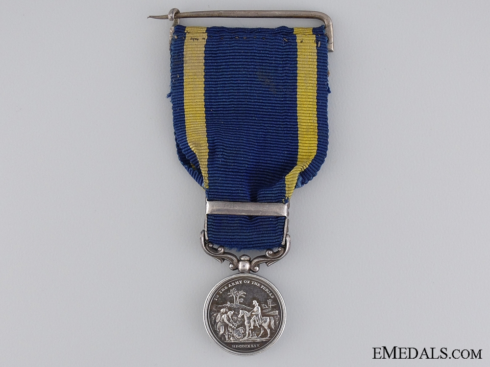 A Fine Miniature 1848-49 Punjab
