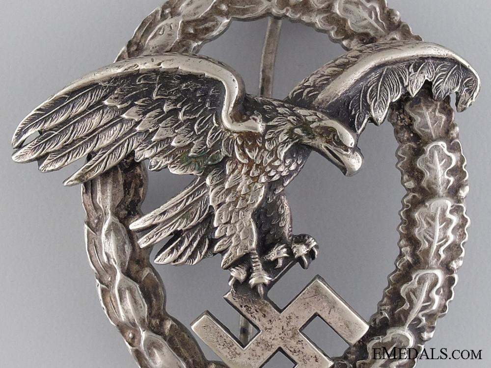 An Early Observers Badge by Assmann