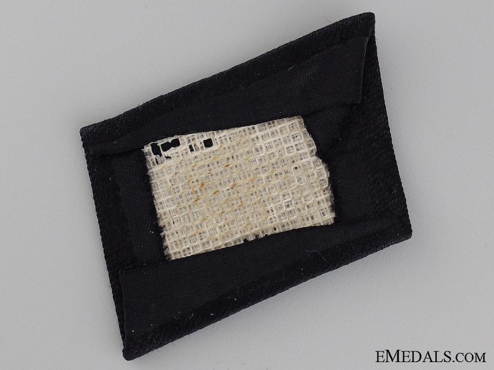 Waffen-SS EM/NCOs BeVo Runic Collar Tab