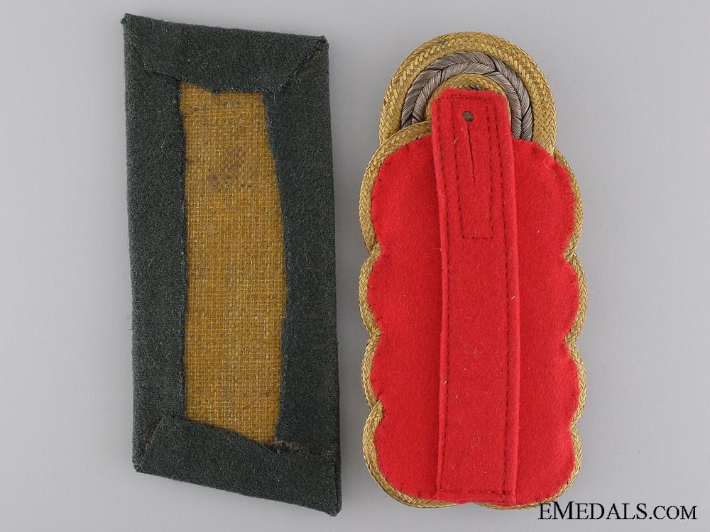 German Army (Heer) General's Insignia