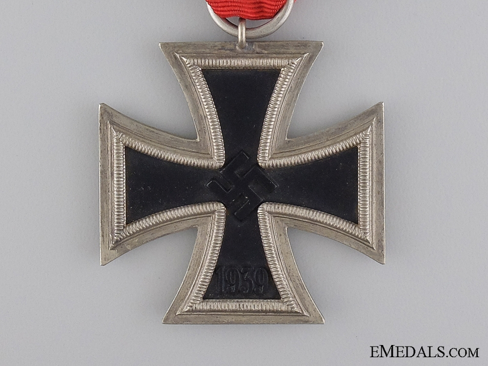 A Iron Cross 2nd Class 1939 by Hermann Wernstein