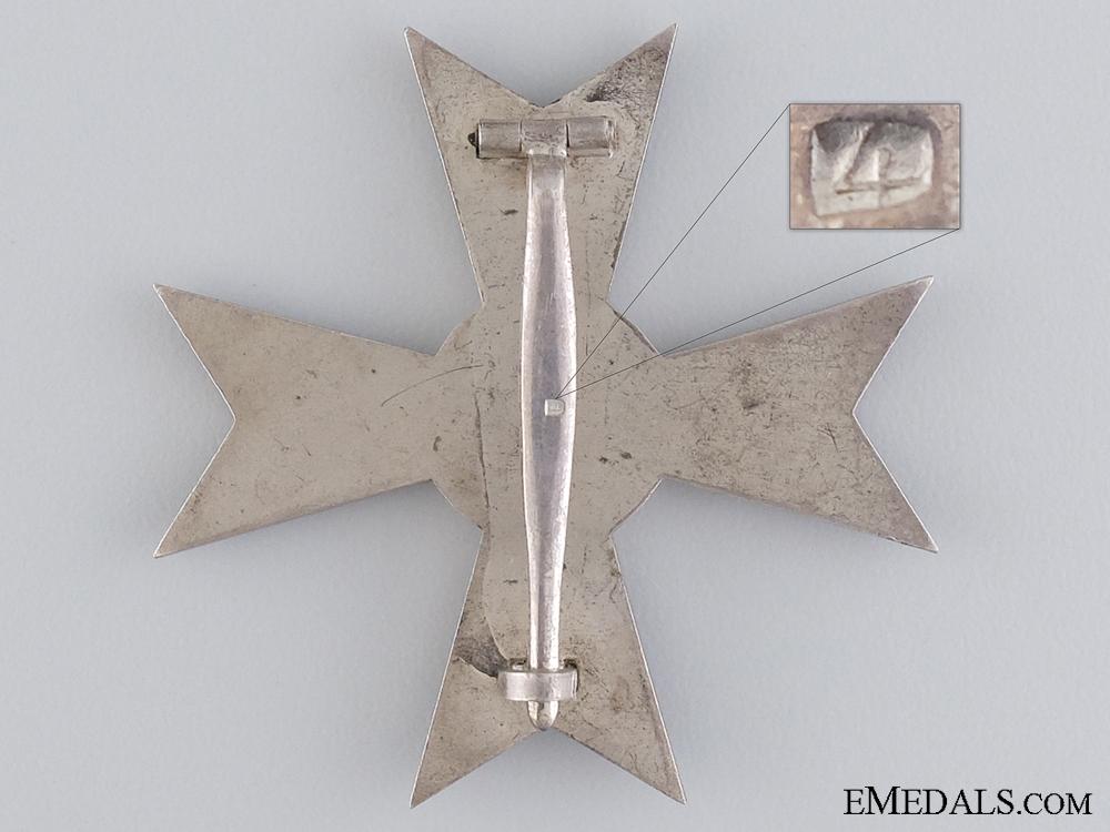 A War Merit Cross First Class by S & L