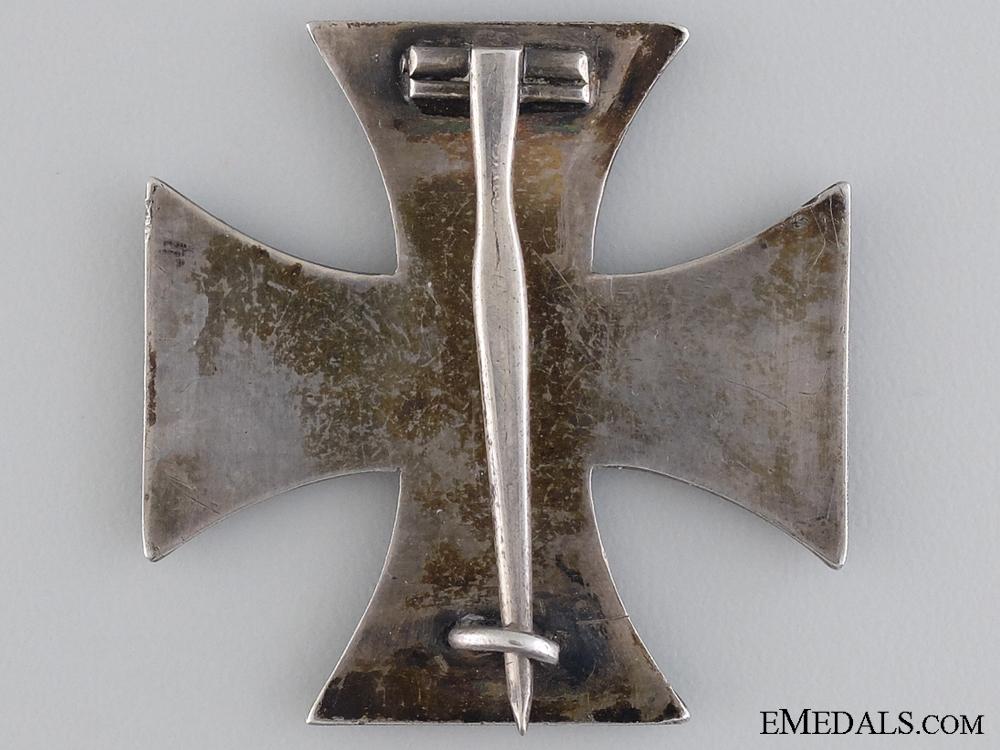 An Iron Cross First Class 1914 by 'Wagner & Sohn'