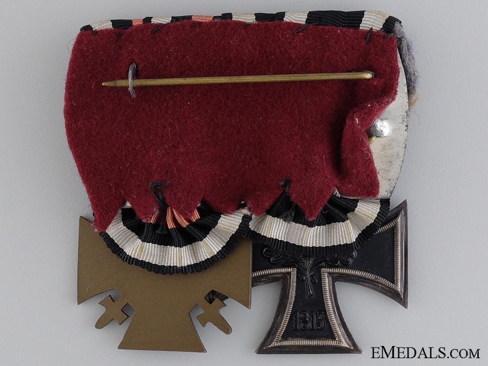 A German First War Pair of Awards