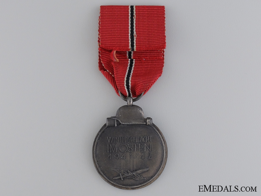 A Second War German East Medal