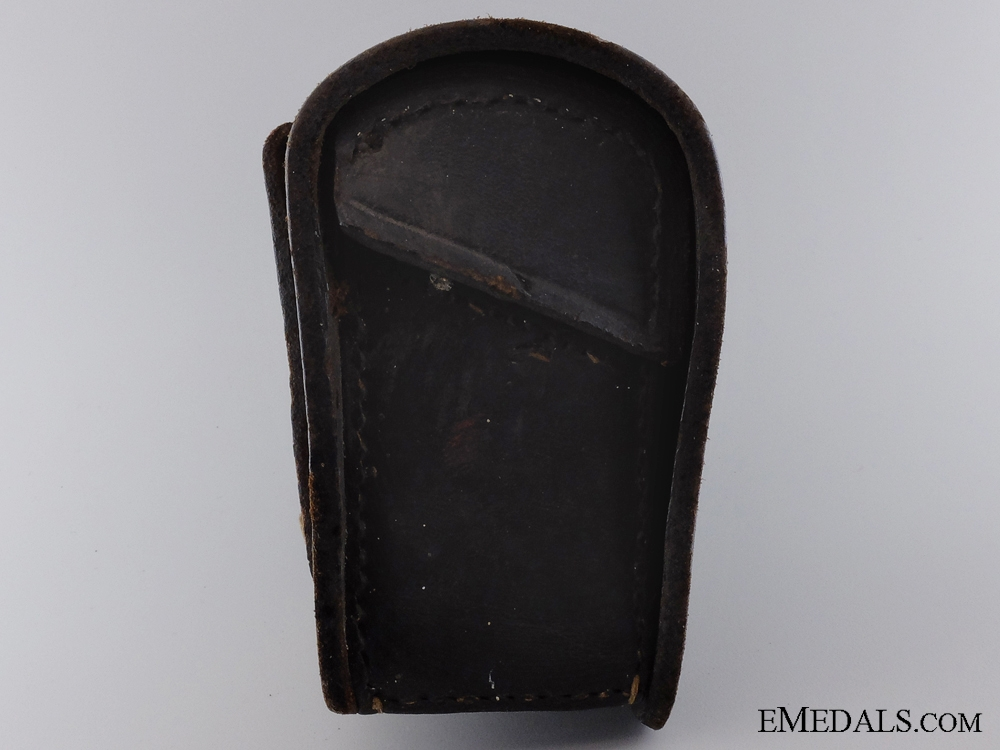 An 56th (West Essex) Regiment of Foot Cartridge Pouch 1855