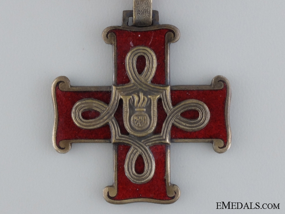 A Croatian Order of Merit; Christain Version