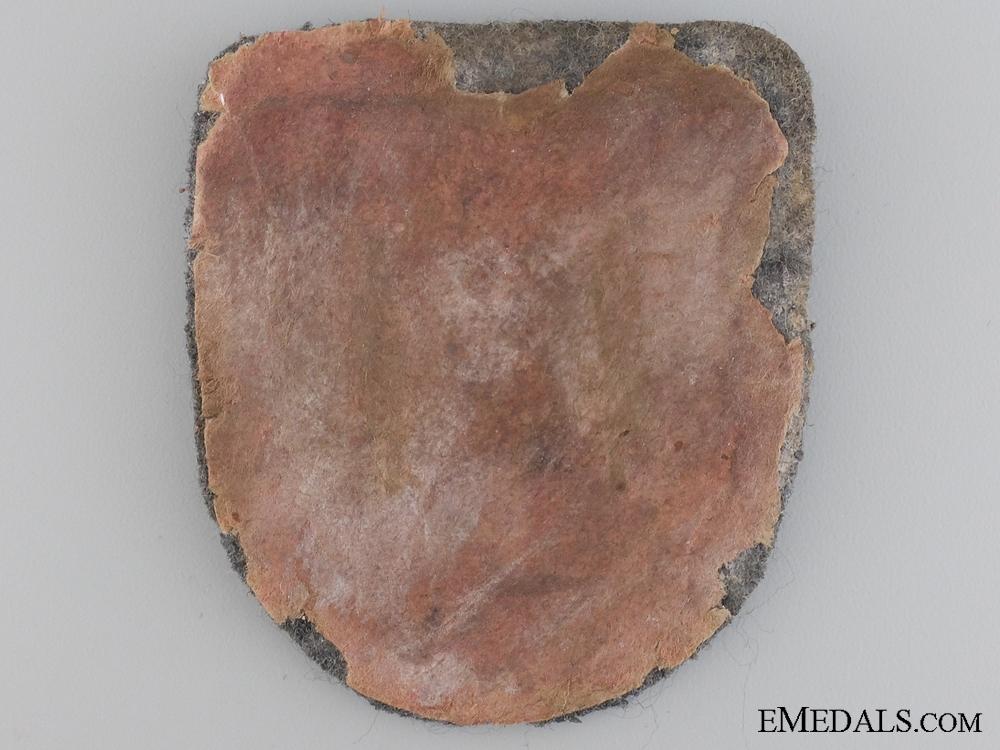 An Army Issue Krim Shield