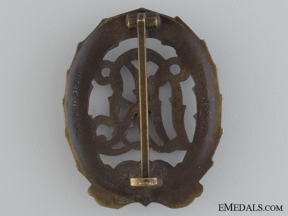 A DRL Sports Badge Werstein Jena