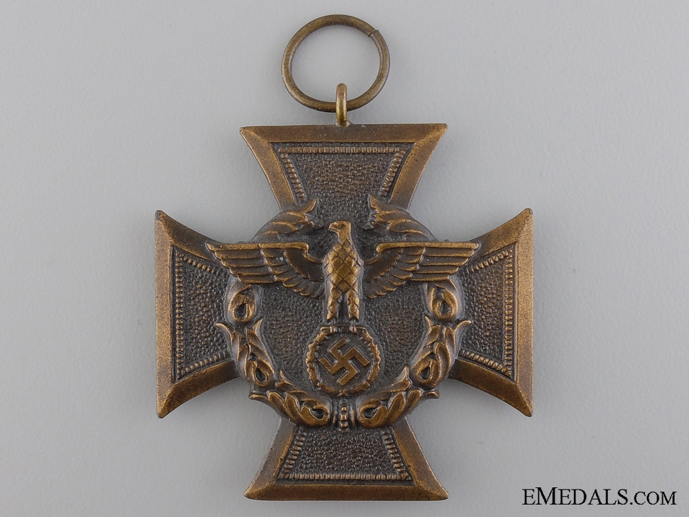 A German Customs Service Decoration
