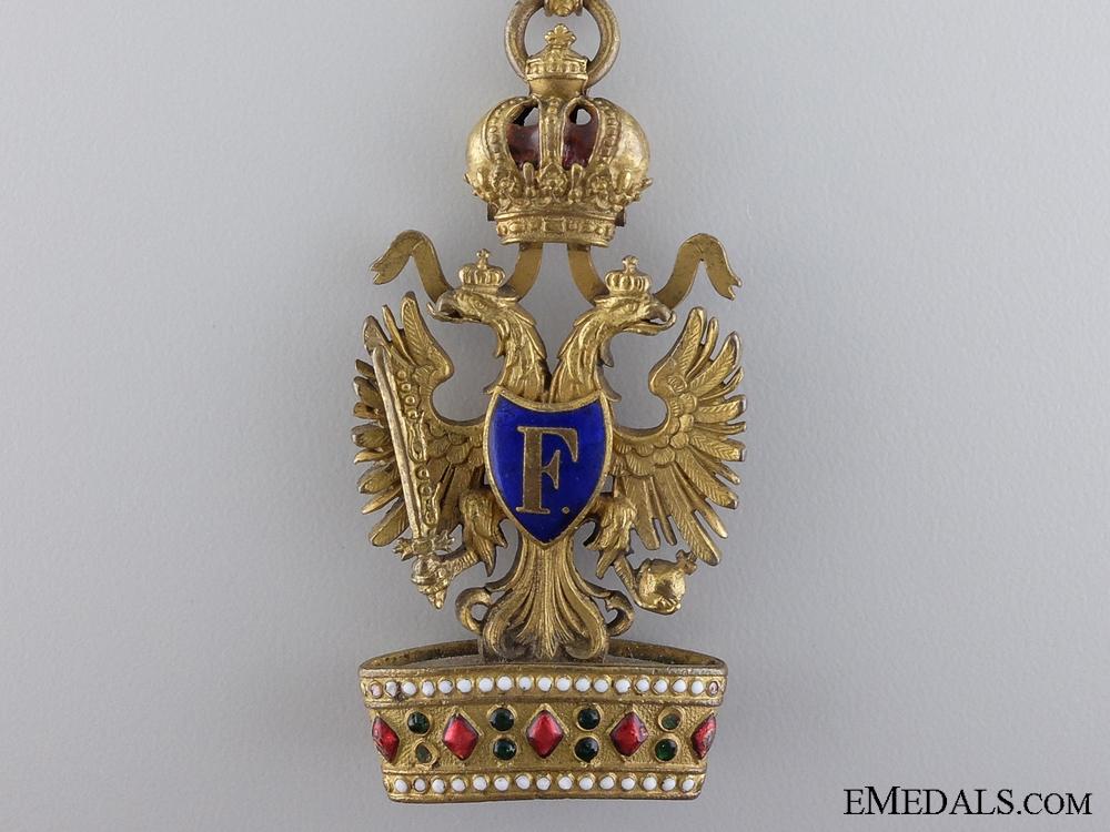 A First War Order of the Iron Crown; Third Class