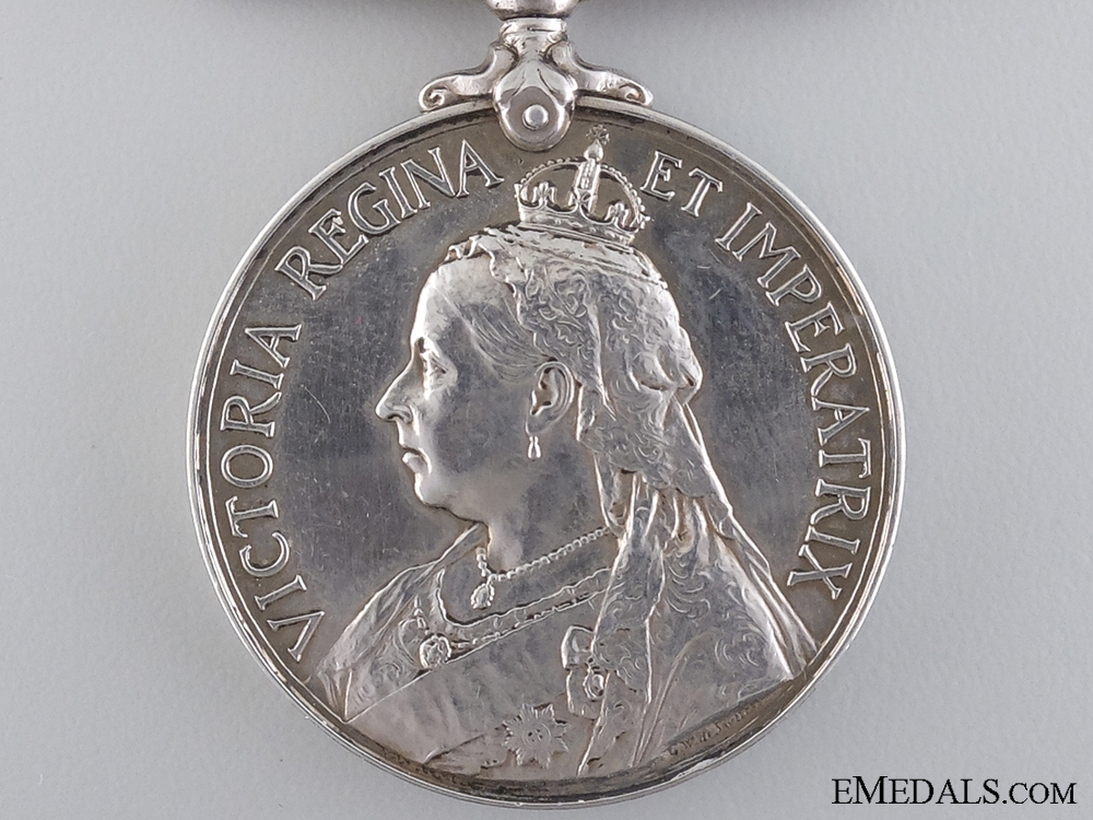 An Impressive Queen South Africa Medal & Near Victoria Cross