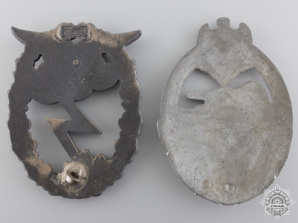 A Pair of Second War German Awards