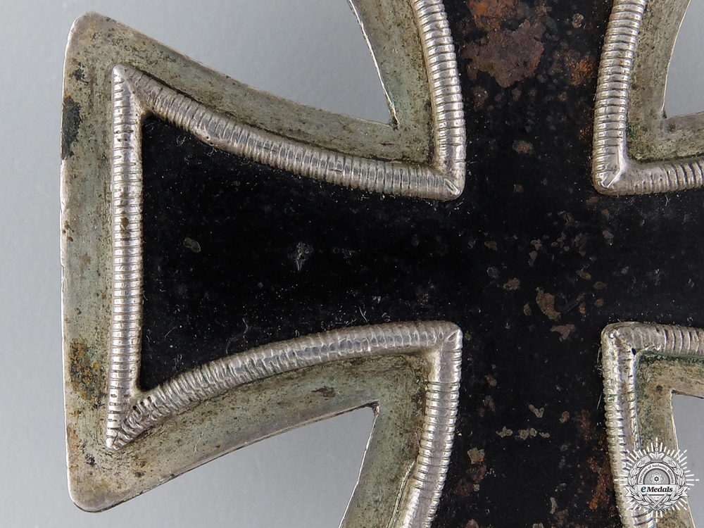 A Scarce and Fine 1813 Iron Cross First Class