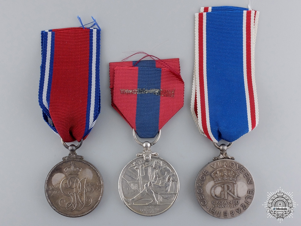 Three British Awards