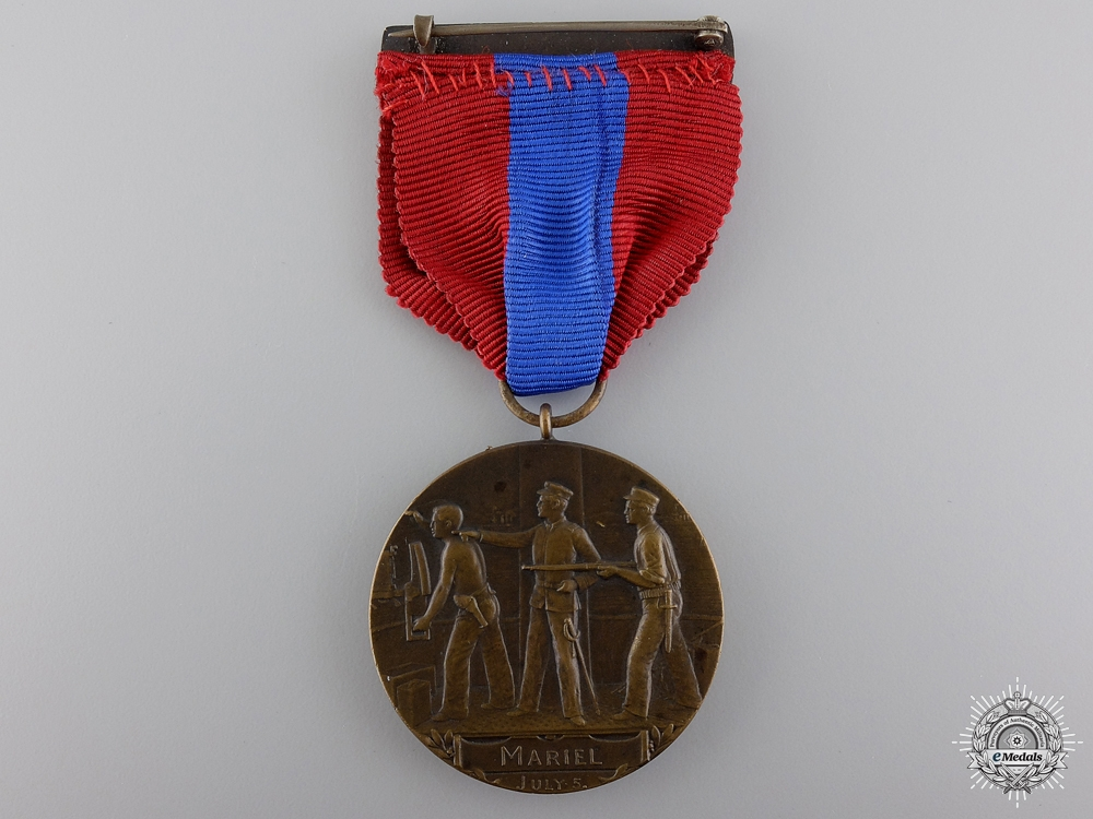 A West Indies Naval Campaign Medal to Harry Kimball