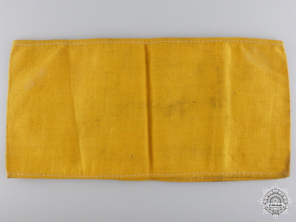 A German 3rd Company Prisoner of War Armband