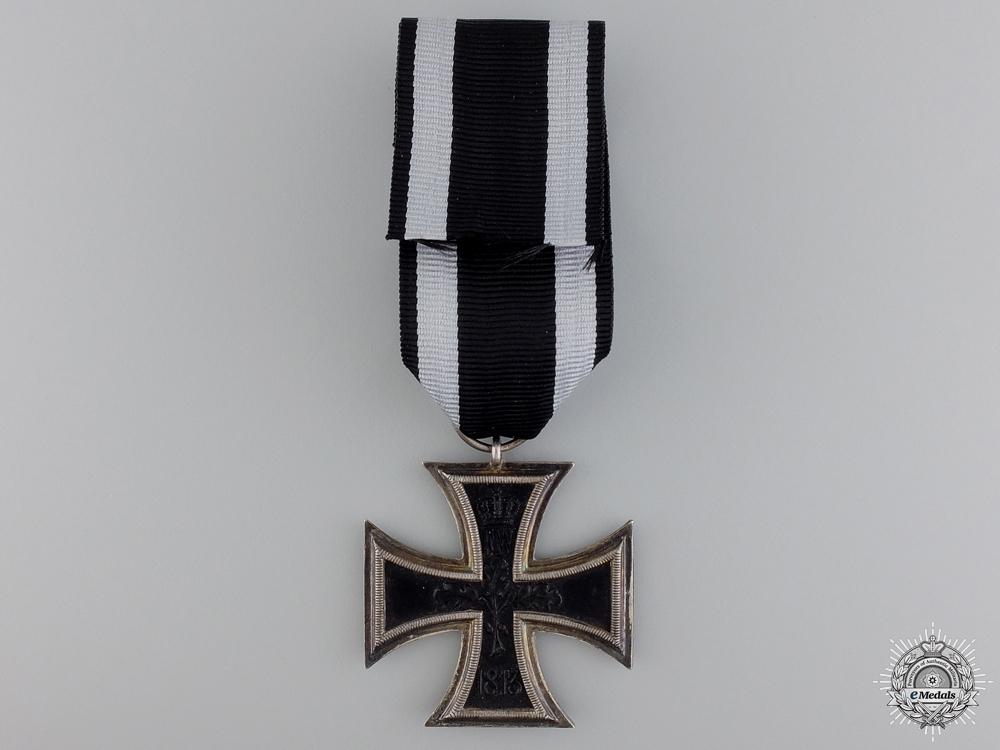 An Iron Cross Second Class 1914 by Zeich of Berlin
