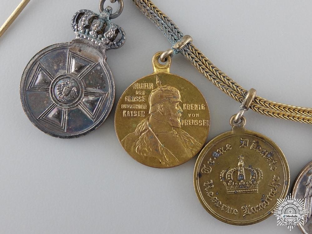 A First War Miniature Group of Six Awards