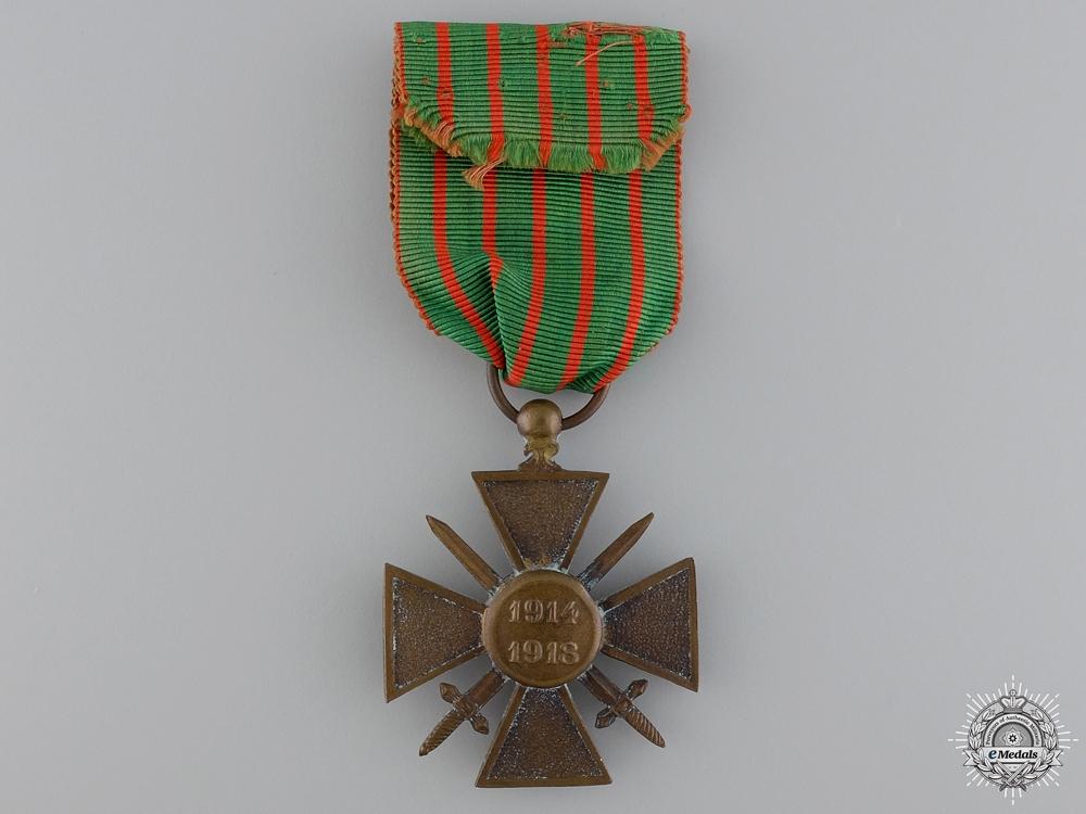 A French 1914-1918 Croix de Guerre