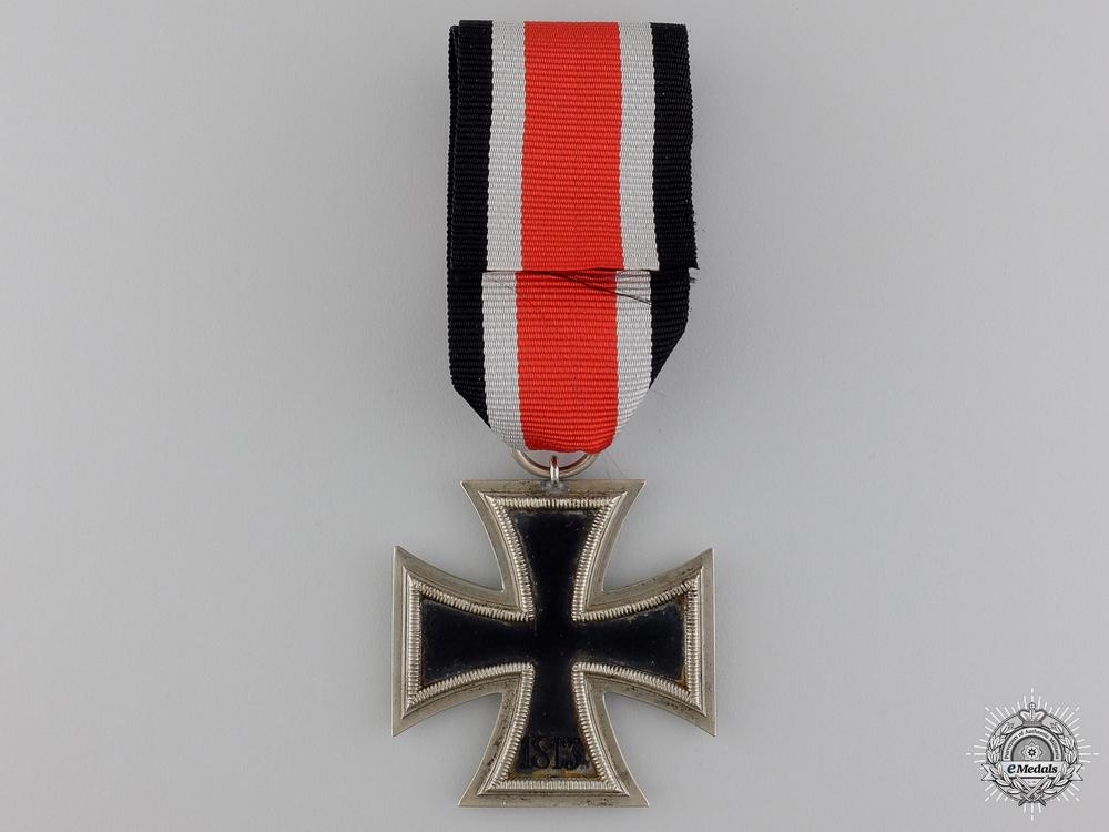An Iron Cross Second Class 1939 by Hermann Wernstein