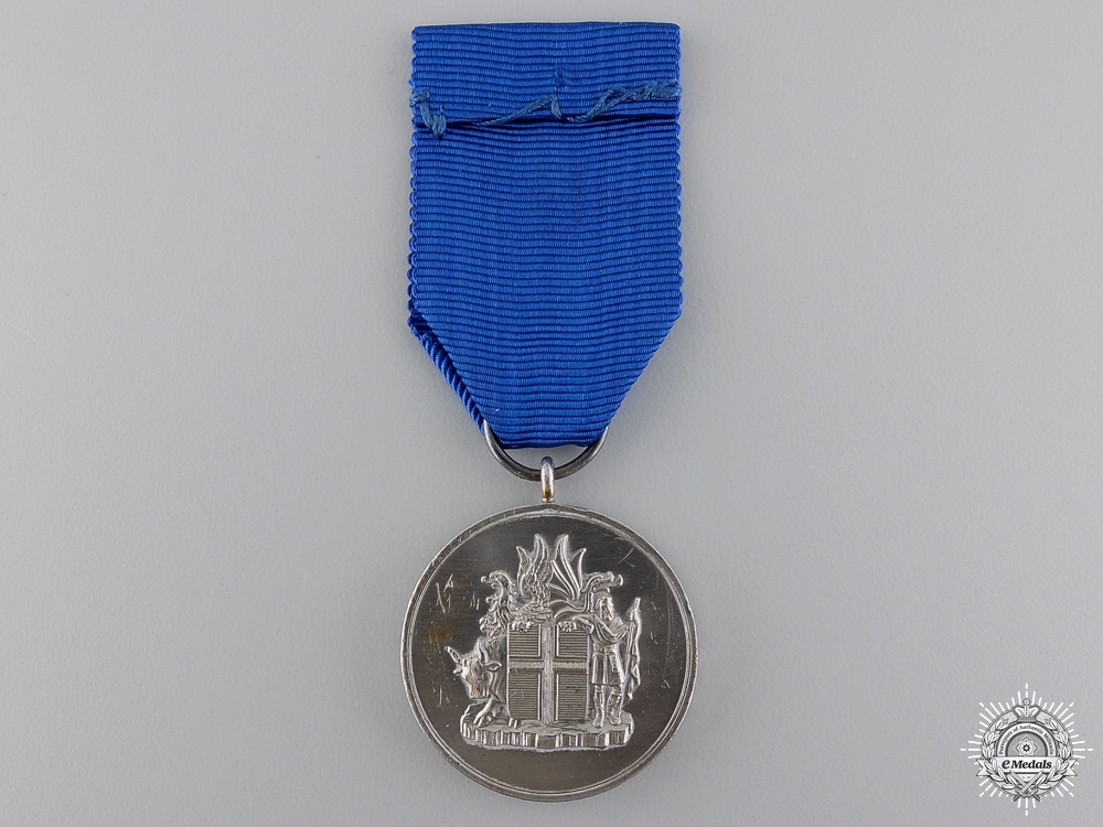 A Rare President of Iceland Medal
