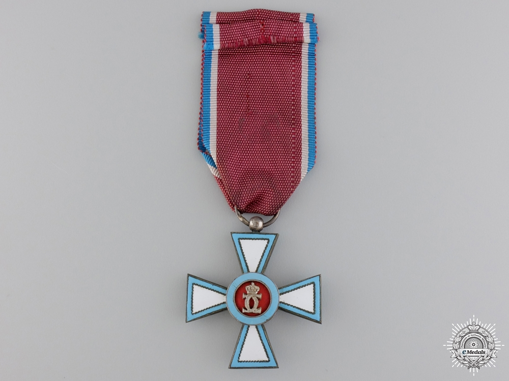 Luxembourg, Grand Duchy. An Order of Merit, Knight's Badge, c.1965