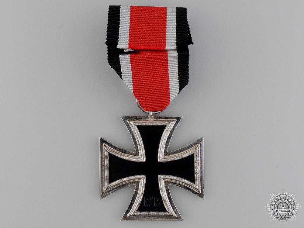 An Iron Cross Second Class 1939 by Gustav Brehmer