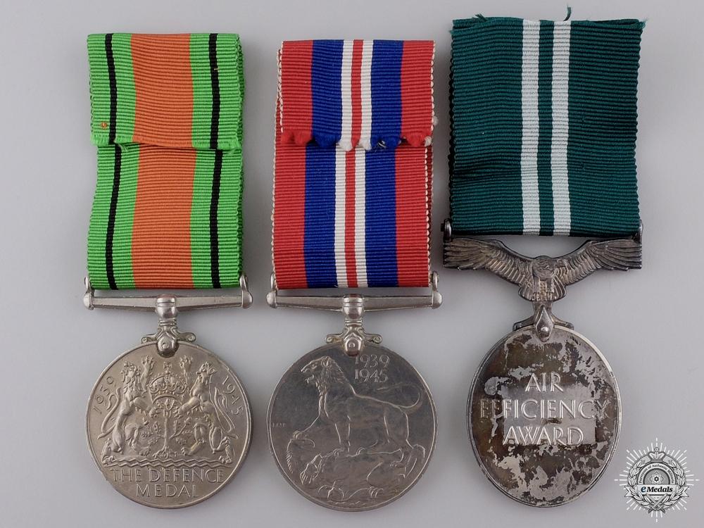 A Second War Air Efficiency Award Group